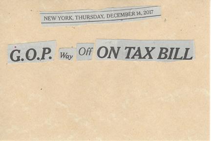 December 14, 2017 G.O.P. Way Off on Tax Bill SMFL.jpg