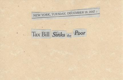 December 19, 2017 Tax Bill Sinks the Poor SMFL .jpg