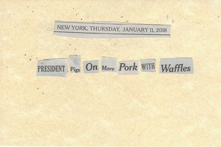 January 11, 2018 President Pigs on More Pork and Waffles SMFL.jpg