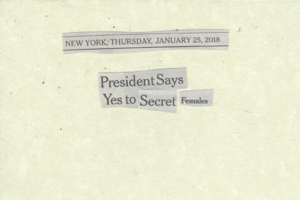 January 25, 2018 President Says Yes to Secret Females SMFL.jpg