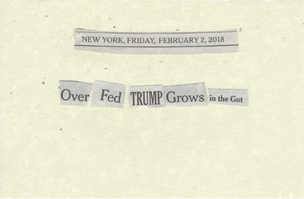 February 2, 2018 Over Fed Trump Grows in the Gut SMFL.jpg