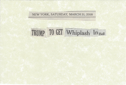 March 31, 2018 Trump to get whiplash in hell SMFL.jpg
