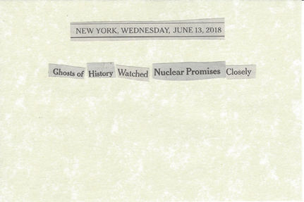 June 13, 2018 Ghosts of history watched nuclear promises closely  SMFL .jpg