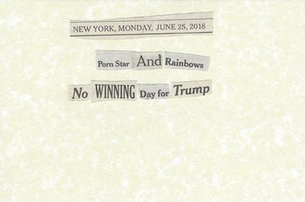 June 25, 2018 Porn Star and Rainbows No Winning for Trump SML.jpg