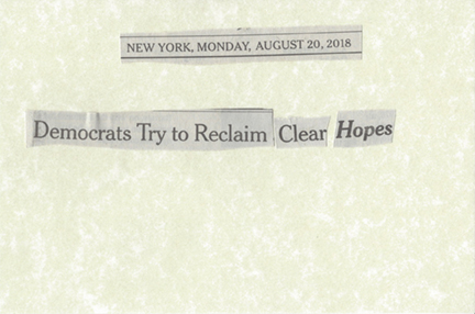 August 20, 2018 Democrats Try to Reclaim Clear Hopes SMFL.jpg