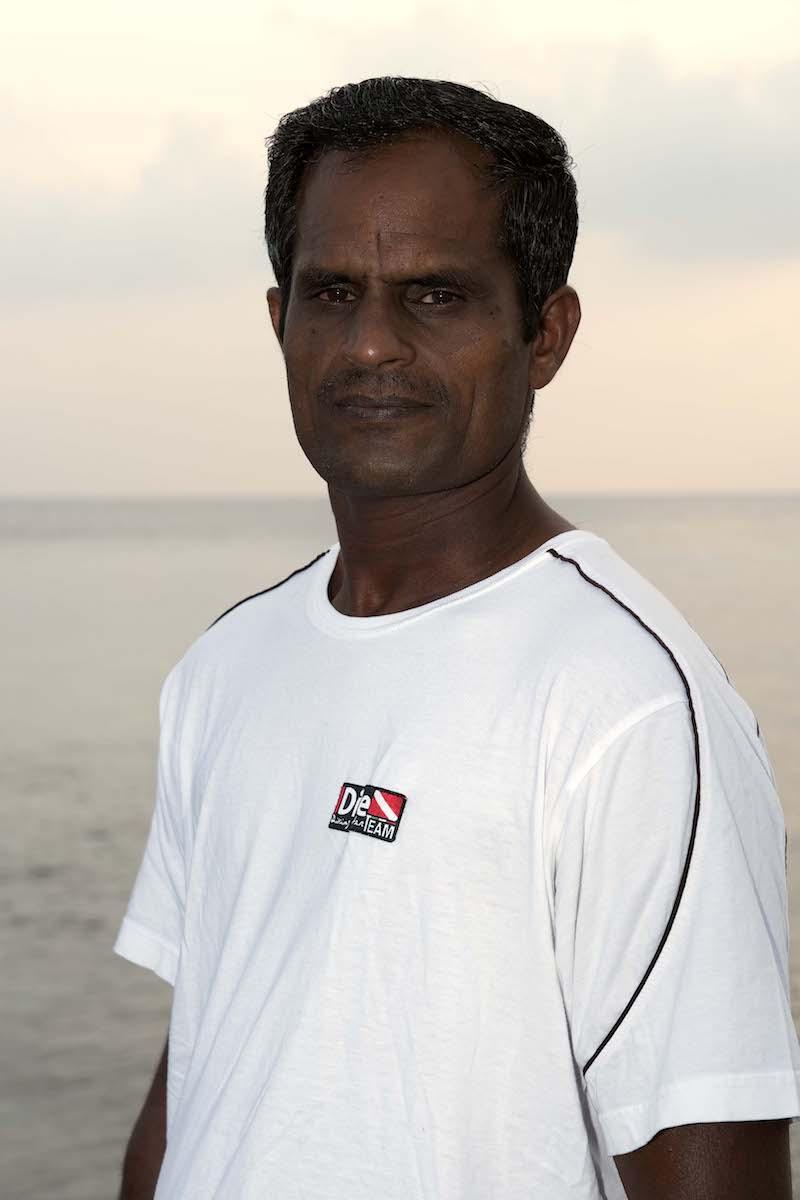Ramu - Position:Compressor AttendantLanguages: Ind- EngArrived on: 2009
