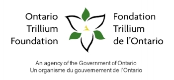_____Supported by Ontario Trillium Foundation_____