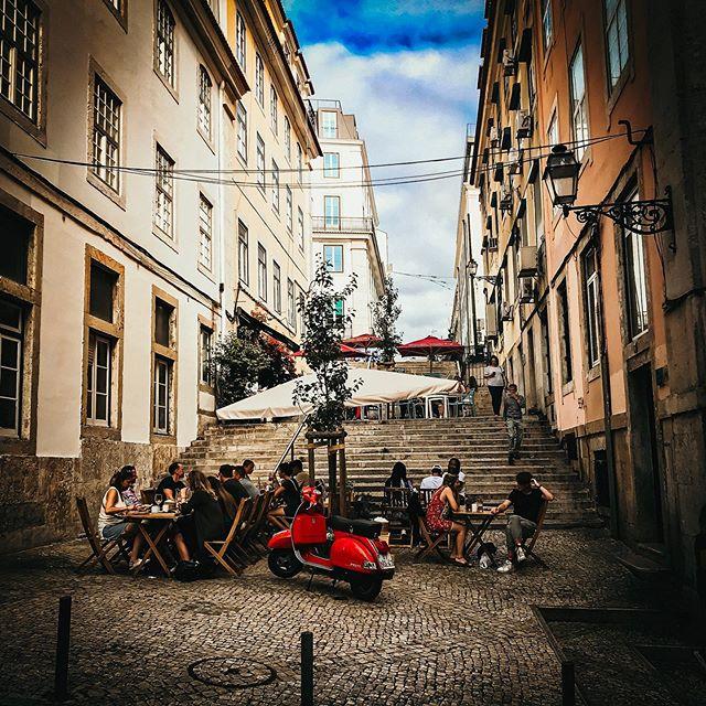 Lisbon streets ❤️