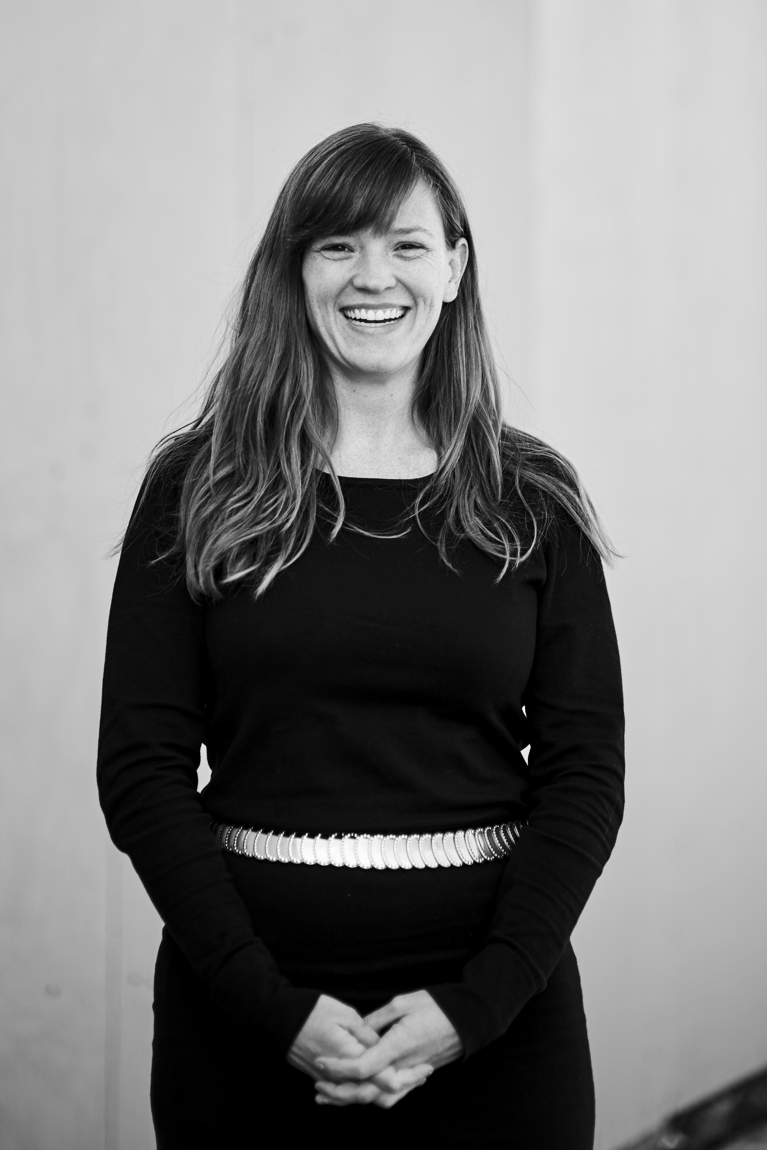 Clare Hunt - Head of People