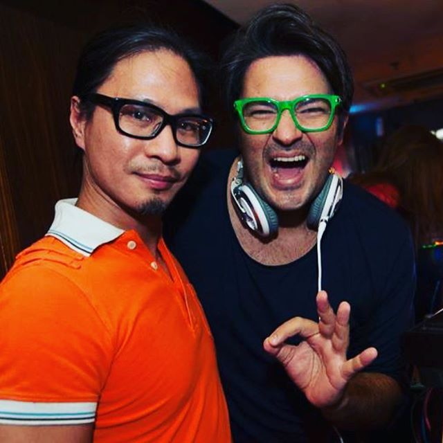 Throwback with the one and only Wally Lopez! @wallylopez #dj #djlife #housemusic #nightlife #hkigers #hklife #djlifestyle #djs #partytime