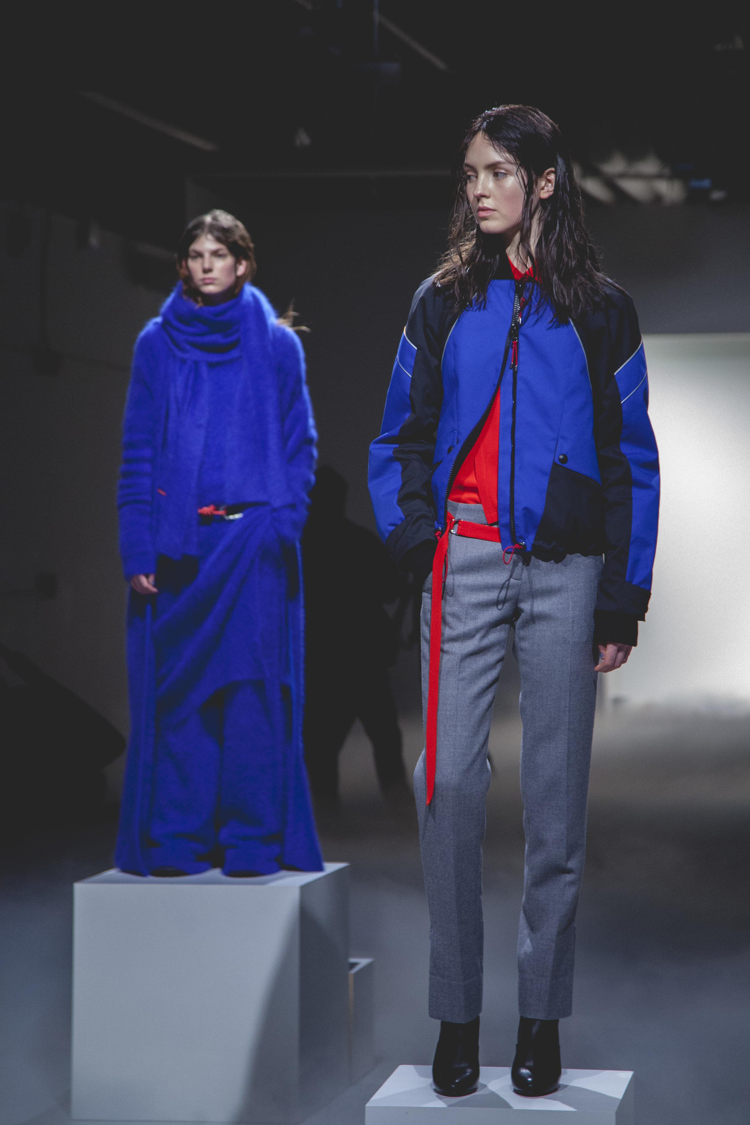 New York Fashion Week -    iCB Fall/Winter 2017