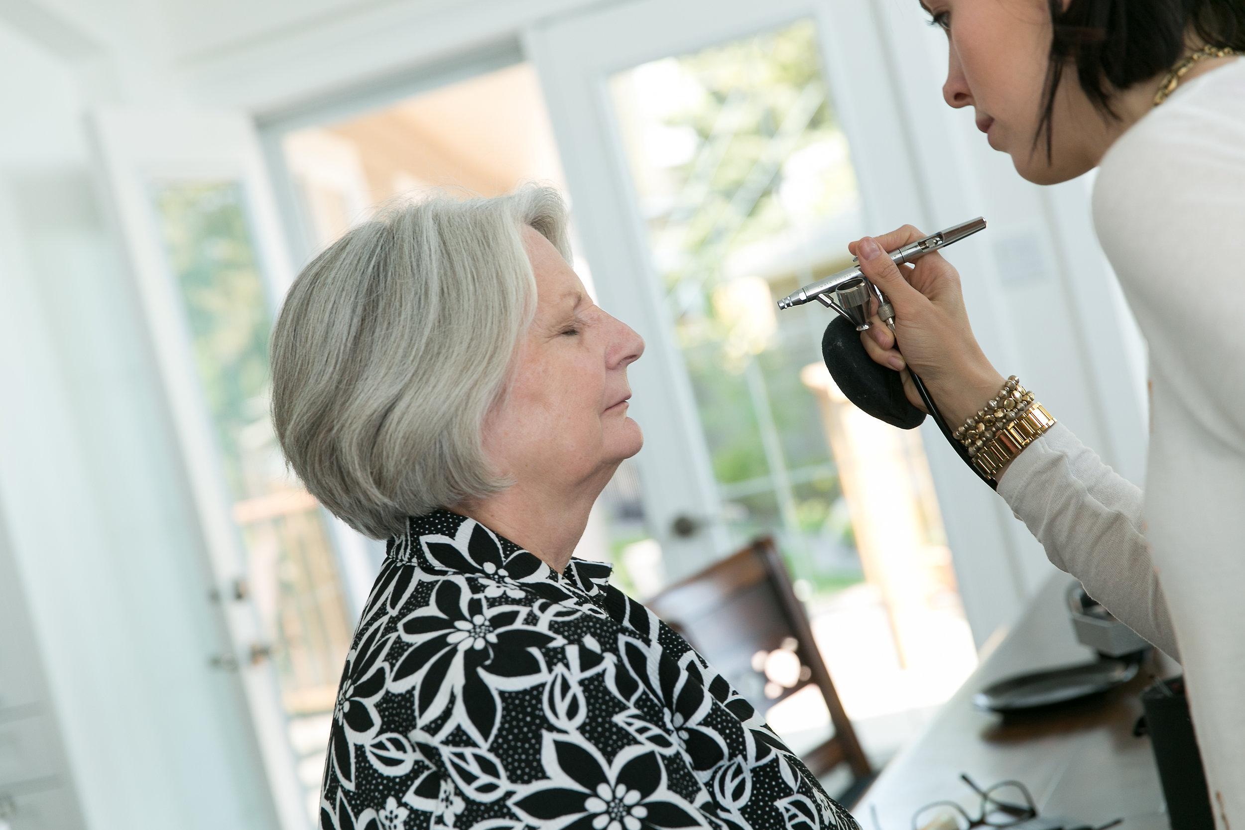 Makeup Artist: Heidi