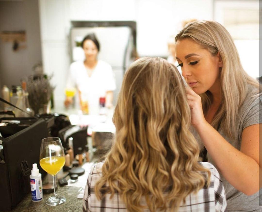 Makeup: Kelsey