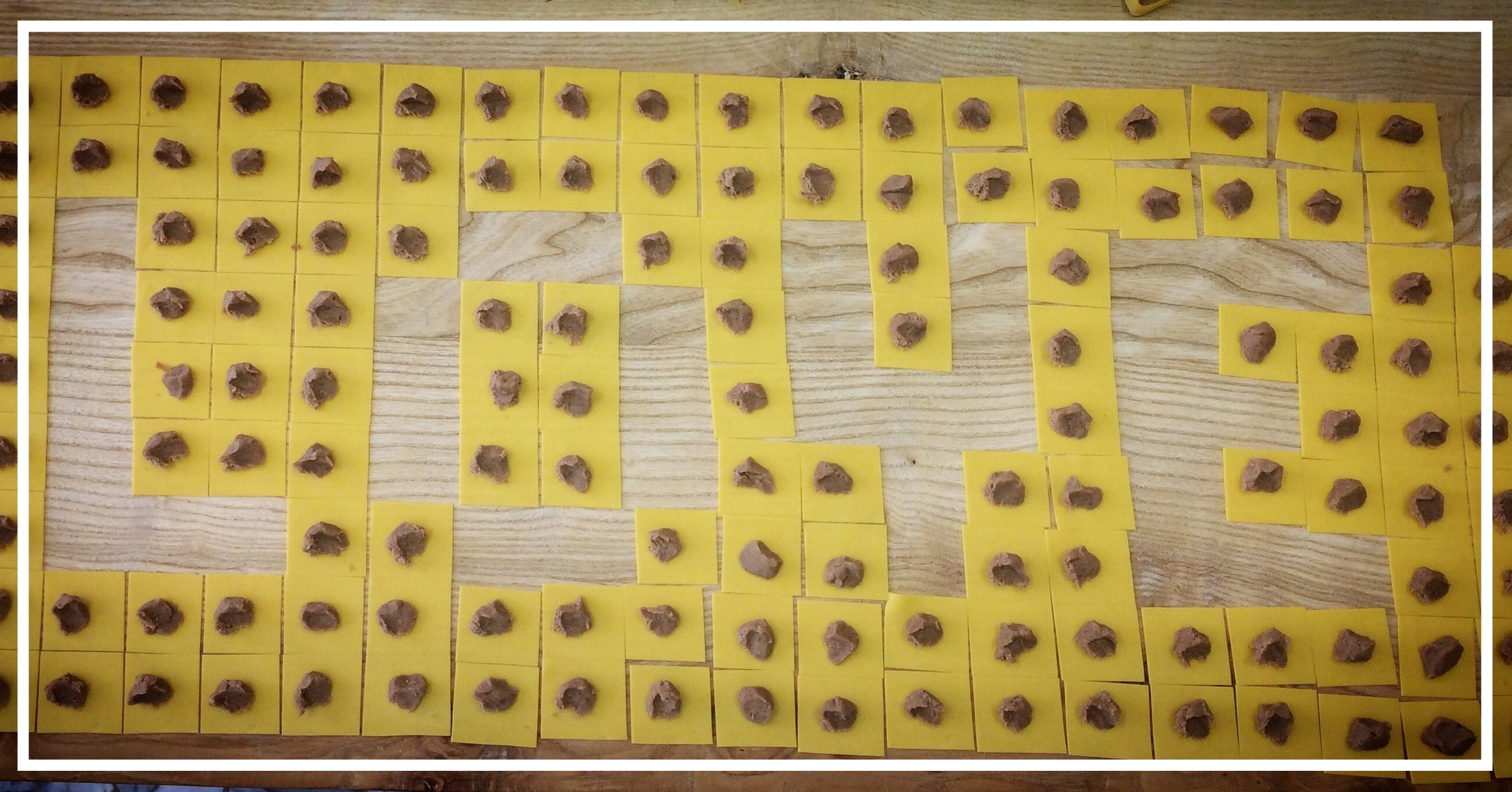 Dal 1965 facciamo ravioli e pasta fresca con amore