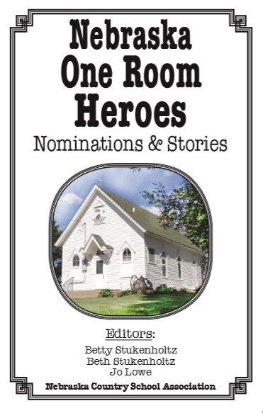 Nebraska One Room Heroes Nominations and Stories will be available at the 2019 Conference. More details to be provide at registration.