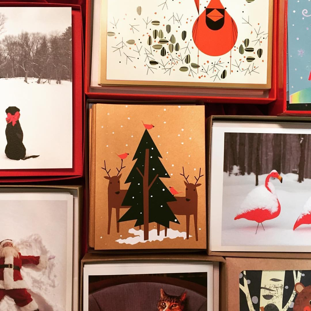 Boxed Christmas Cards 2016