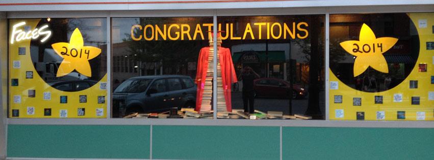 Graduation - May 2014