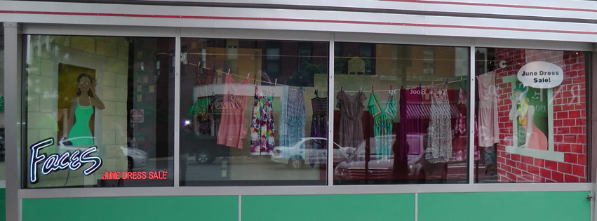 June Dress Sale - June 2012