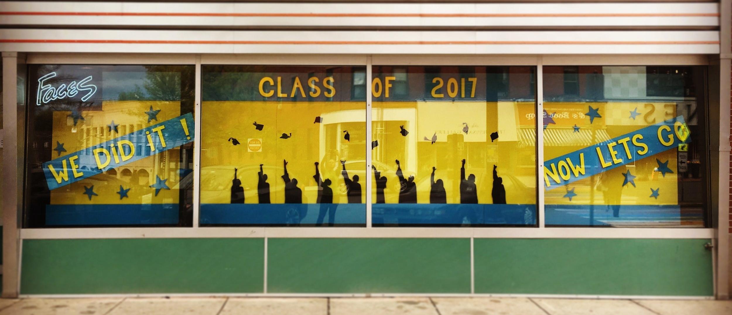 Graduation - May 2017