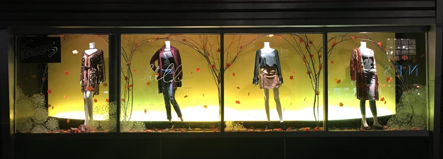 Fall Fashion - September 2017