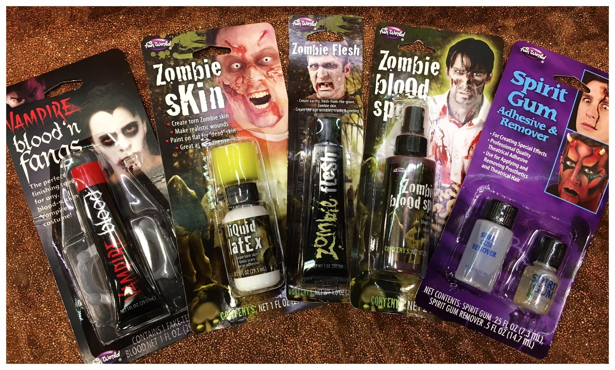Halloween 2017 zombie makeup.JPG