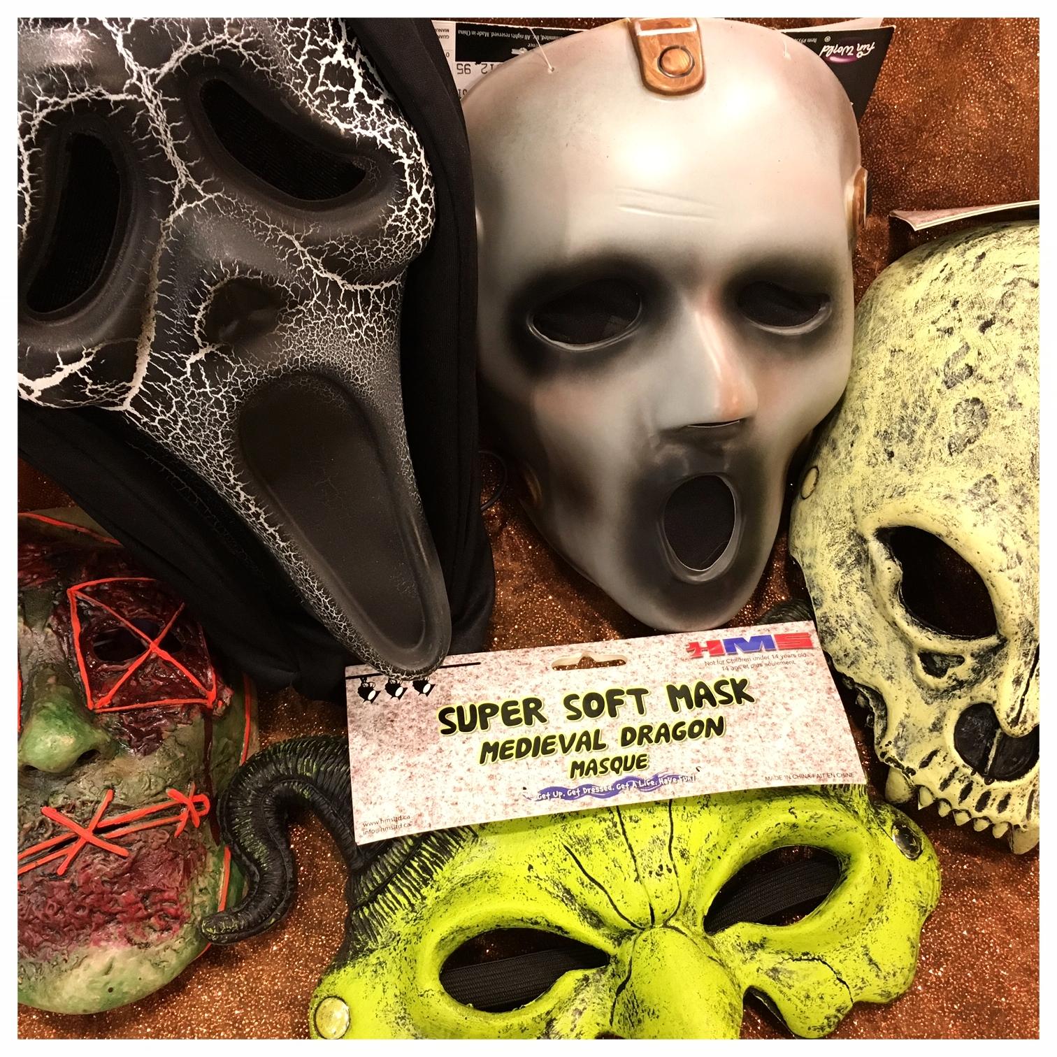 Halloween 2017 large masks.JPG