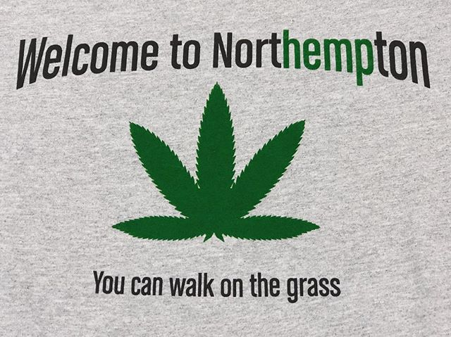 A new favorite tee! Get it 30% off during Markdown Madness, going on through March 31st!  #hemp #grass #northamptonma #tshirt #local #markdownmadness #facesmainstreet