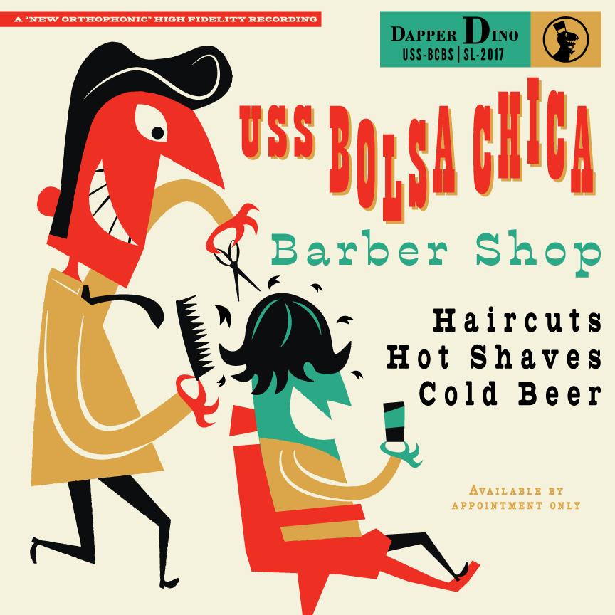 USS Bolsa Chica Barbershop