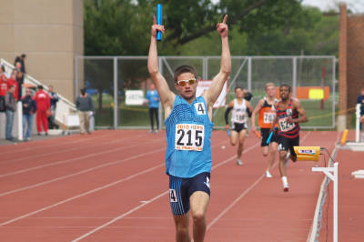 Jeff Moriarty - NCAA ALL-AMERICAN - 800m & 10 TIME IVY LEAGUE CHAMPIONPR'S - 1:46.9 - 800m / 2:20 - 1000m / 3:41 -1500m