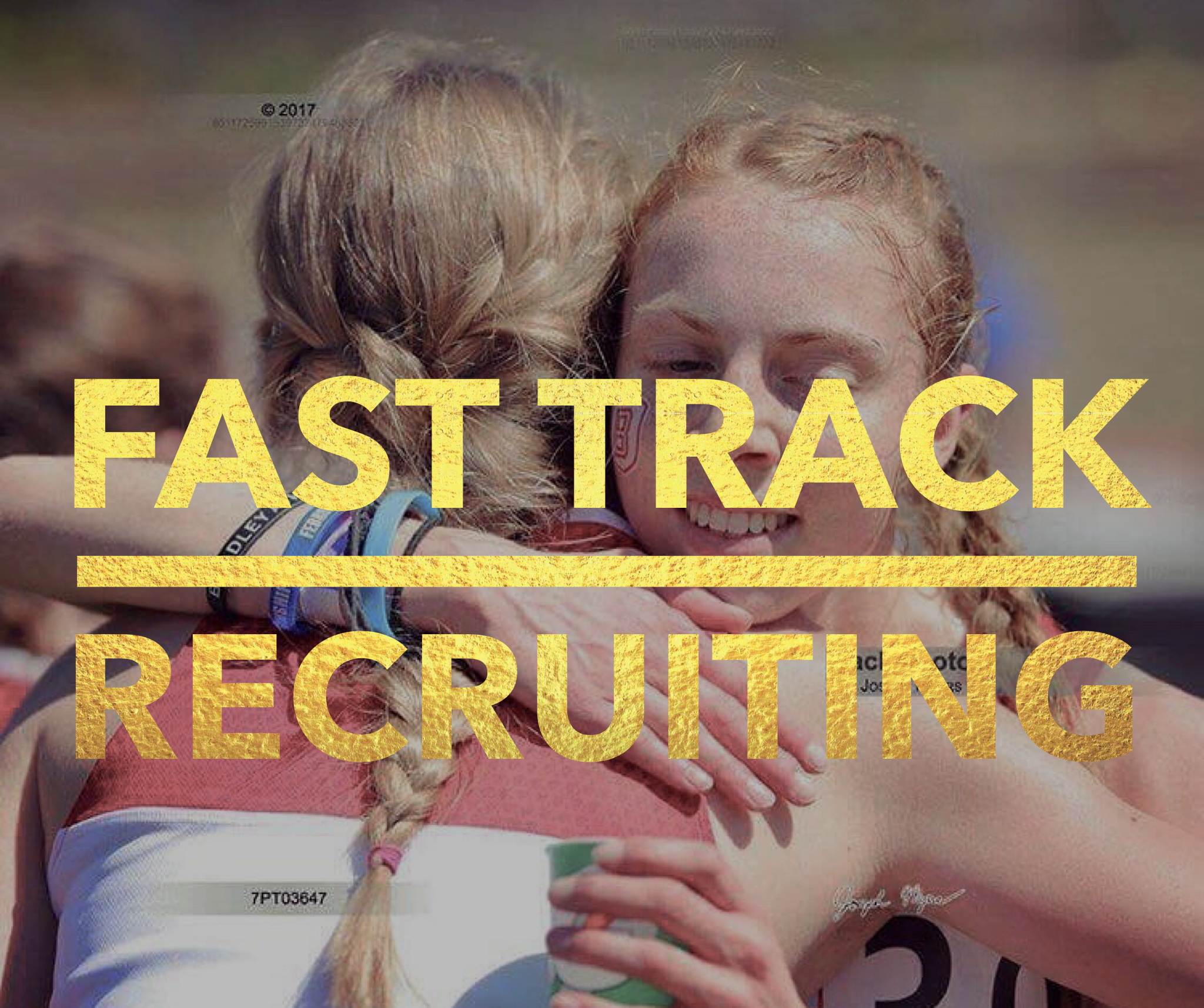 - COLLEGE TRACK AND FIELD RECRUITING by Willy WoodFrequently Asked Questions –Does my son or daughter really need a recruiting service to get recruited? Probably not - all they really need to do is run fast or jump or throw really far. If not, all they have to do is to initiate contact with enough college coaches. On the surface it seems as though the process is simple enough. Running is simple as well, very simple – we have been doing it for years. However, to run faster or faster longer or to jump or throw further or to vault higher, one would certainly benefit from a knowledgeable coach. Does my son or daughter really need a coach to run fast? No, not if they are naturally fast. But, they do need a knowledgeable coach to run faster. That is what we do. Are we needed – probably not? Many, many high school student-athletes are recruited annually without using a recruiting service – just as many, many 100m runners run fast without adequate preparation or training. However, if you want to run faster…if you want to get into a school one rung higher than you initially anticipated, if you want to get more scholarship money than you thought possible, and if you want to be exposed to programs and colleges that would be great fits for you, but you currently know nothing about – that is where we come in. Are we needed, no. Will we make your experience better, YES! Will you end up with more and better choices and more lucrative offers, YES!