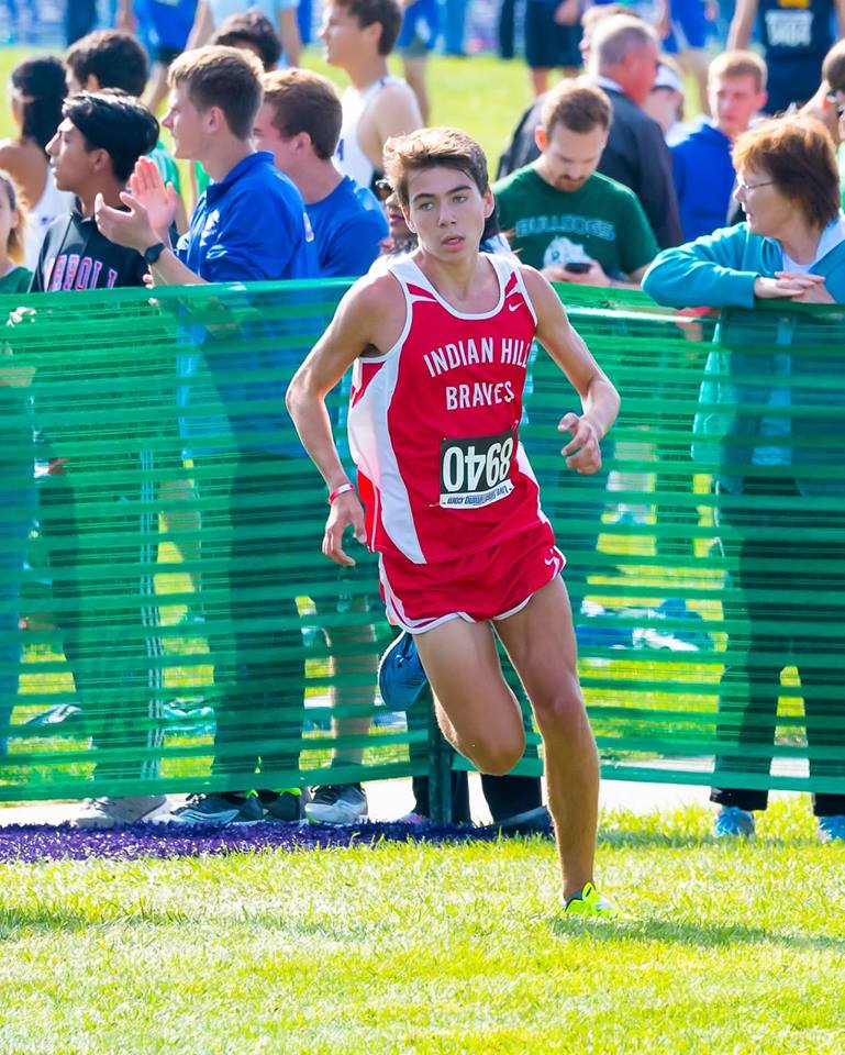 BEN BAYLESS - Class of 2018SCHOOL RECORD 5000m XC - 16:0443 Second PRFAST TRACK TRAINING