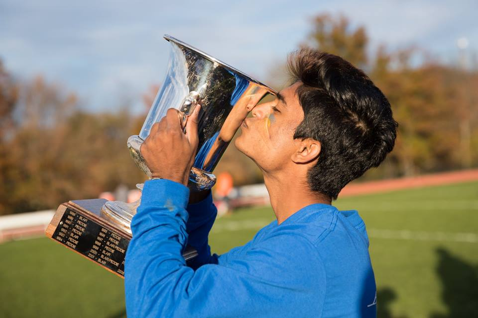 AKSHAY MODY - Class of 2018 - UNIVERSITY OF CHICAGOOfficial Visits to BROWN UNIVERSITY and JOHN'S HOPKINS UNIVERSITYFAST TRACK RECRUITING