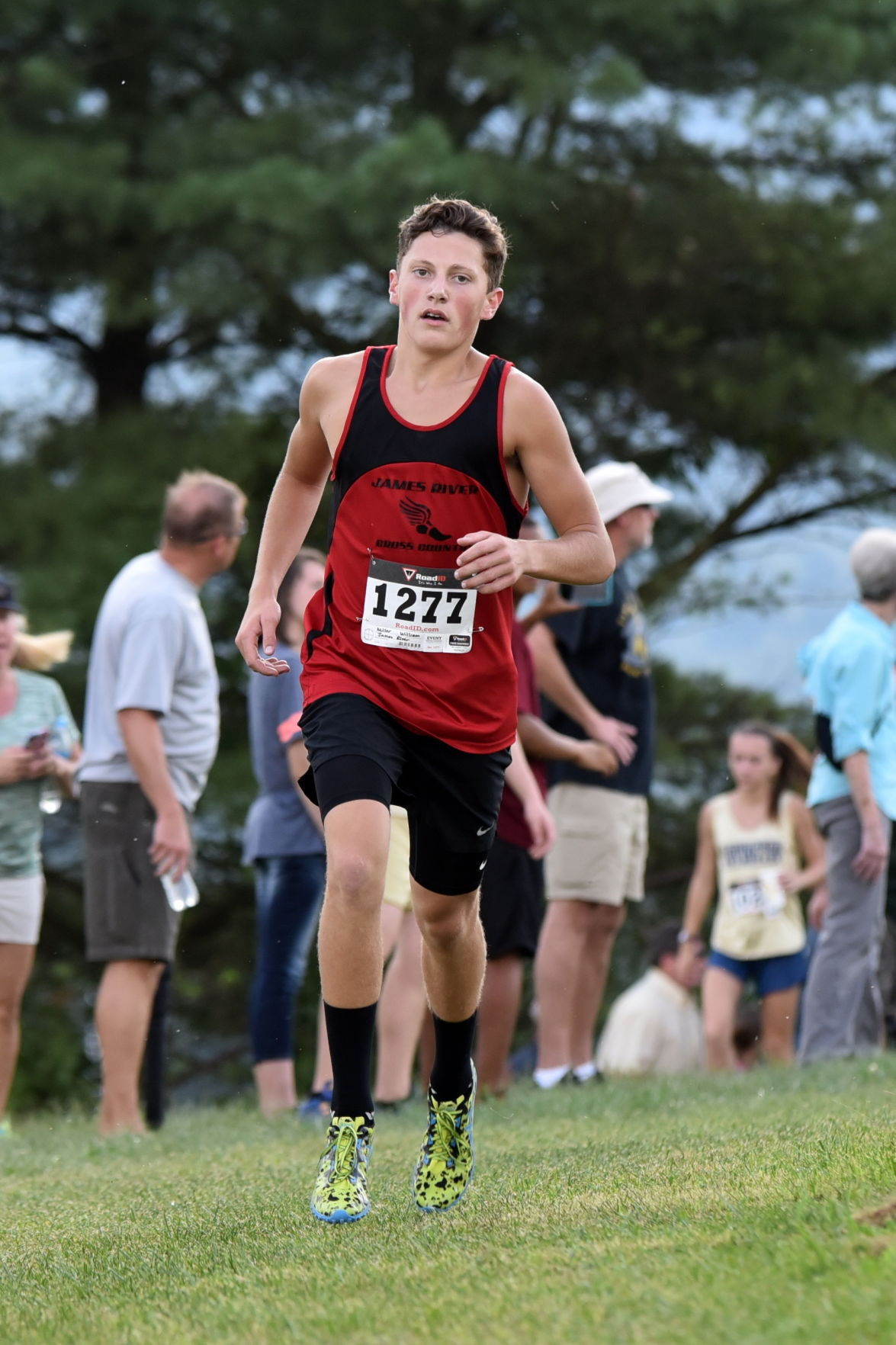 WILL MILLER - Class of 2018SCHOOL RECORD 5000m XC - 15:34VIRGINIA 2A STATE CHAMPION47 Second PRFAST TRACK TRAINING