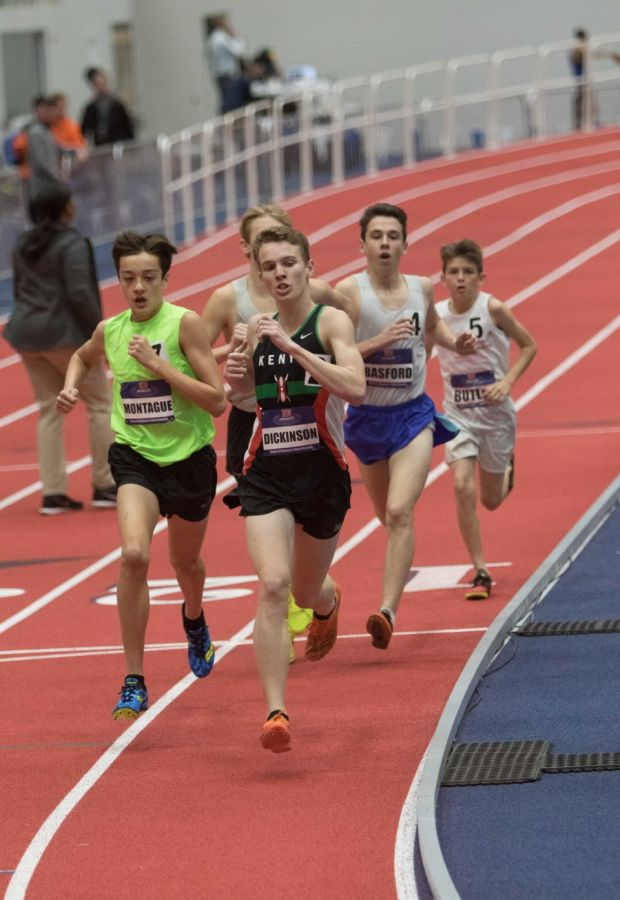 - I was recently asked by a sixteen-year-old high school runner who is stuck at 2:01 in the 800m. His goal for this season is to break 2:00! He wrote me asking for a few tips. I have three suggestions for you if you want to PR in the 800m or break 2:00!TIP ONE - Run hills. Hill training will significantly increase your finishing speed/strength over the last 150m of the race. My favorite hill workout is to run 8 - 10 x 150m hills with a jog down recovery. The goal of this part of the workout is to conclude finish as quickly as possible - so you'll have to hammer the downhill as well. Take 5 minutes or so to recover and then find a 600m hill to sprint up with all you have left.TIP TWO - Incorporate Lane 8 Tempo's into your training. This is a far more fitting manner to get in tempo/threshold work for an 800m runner as it breaks the run up into 400m segments and allows the 800m runner to perform this at a faster pace than if you had them do a standard 3 - 4 mile tempo run.TIP THREE - My favorite sharpening workout is 600m- 400m- 200m- 200m. The goal is to rest as little as possible. During this workout, we just get after it. The 600m should be around goal pace or slightly faster. The 400m should be at the same pace (this will be very difficult to accomplish). The 200m's should be a pace slightly faster than the 400m. Although the stated goal is minimal rest - you don't want the quality to suffer! You may have to rest 10 - 12 minutes after the 600m.For more 800m training suggestions see here- https://www.fasttrackrecruiting.com/athletic-recruiting-blog/2017/11/28/college-track-and-field-training-december-800m-trainingTo see the the effectiveness of this training methodology see here - https://www.fasttrackrecruiting.com/athletes-i-have-coached/