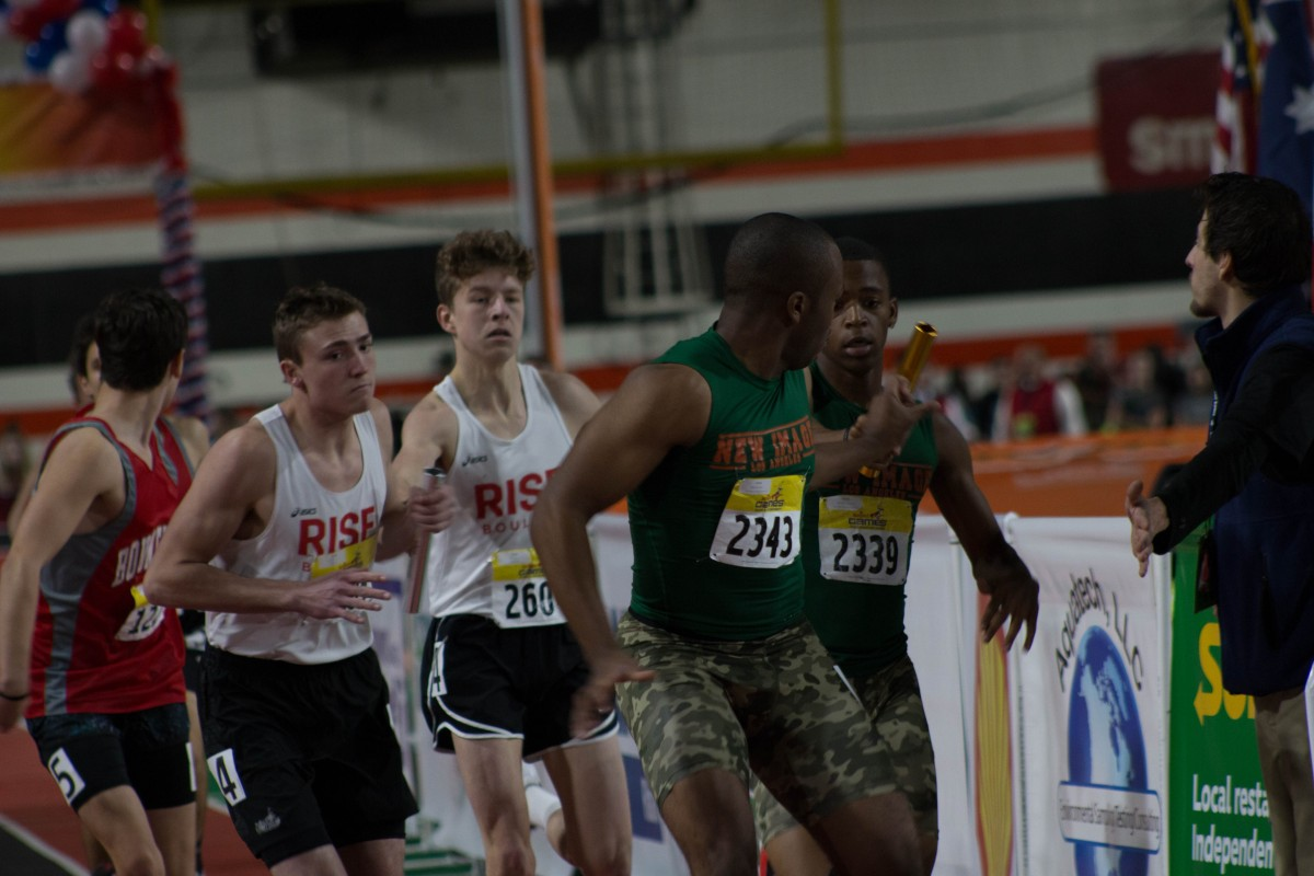 - I was recently contacted by a current high school senior who is stuck at 51 in the 400m. His goal for this season is to break 50.00! He wrote me asking for a few tips. I have three suggestions for you if you want to PR in the 400m or break 50!TIP ONE - Run hills. Hill training in the early season will significantly increase your finishing speed/strength over the last 100m of the race. Several years ago, the University of Minnesota had two different men run 44. They were both local Minnesota HS runners with modest HS pr's. I was so intrigued by their development that I collected all of their training information from their coach. They did hill workouts twice a week in the early season and continued them deep into the outdoor season. One of my favorite hill workouts is to run 6- 8 x 150m-250m hills with a walk down recovery.. Take 5 minutes or so to recover and then find a 500m hill to sprint up with all you have left.TIP TWO - Incorporate Aerobic Strength work into your training. There are many ways to achieve this goal without having to become a cross country runner. A few of my favorite aerobic strength workouts include 3 x 5 minute runs at a quick tempo with 3 minutes rest, 10-12 x 100m in 14-15 with 45 seconds rest and multiple sets of diagonals on the track. For more information on how to run diagonals see here: http://www.sweatelite.co/david-rudisha-key-workouts-diagonals/ - I would suggest working up to 6 sets of 3 diagonals with a 3 minute rest in between sets.TIP THREE - Run split intervals with short recovery to prepare your body for the late stages of the race. My favorite specific prep workouts are 2 sets of 2 x 200m at goal race pace with 30 - 45 seconds recovery (you should take 10-15 minutes before starting your second set) and 2 x 300m - 200m with 45 seconds rest. Run the 300m controlled, but fast enough to get you tired (aorund 45 seconds for a 50-second 400m runner) and then run your 200m as fast as you are able.For more 400m training suggestions 