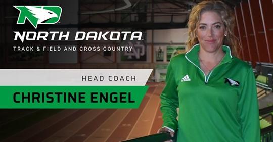 Christine Engel - NORTH DAKOTA - HEAD COACHhttp://www.gobulldogs.com/coaches.aspx?rc=845&path=track