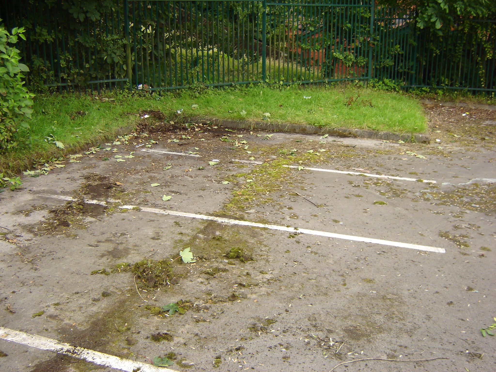 car park before.JPG