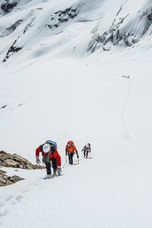 Simone Enei - Mountaineering 3