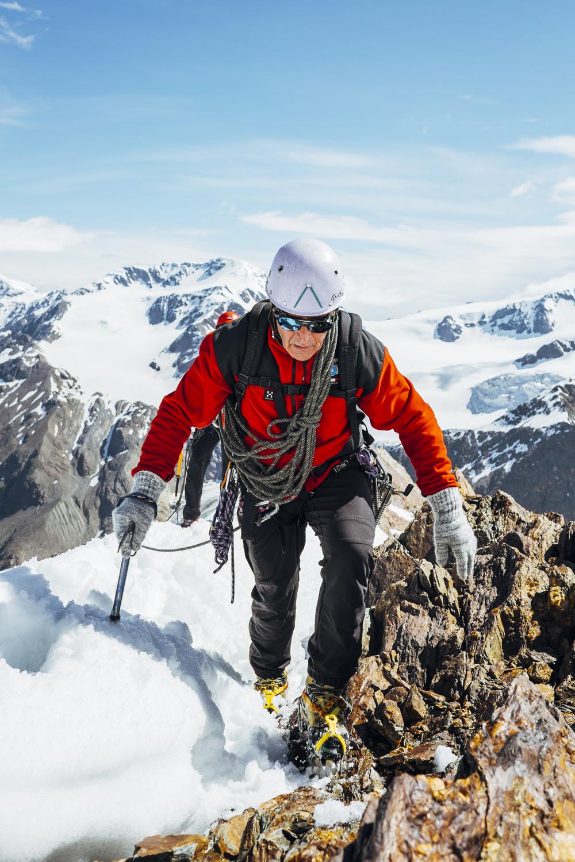 Simone Enei - Mountaineering 5