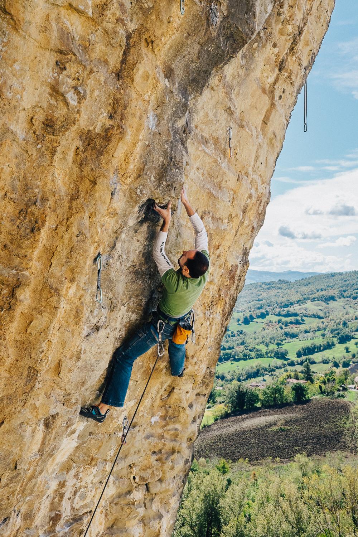 Simone Enei - Climbing 3