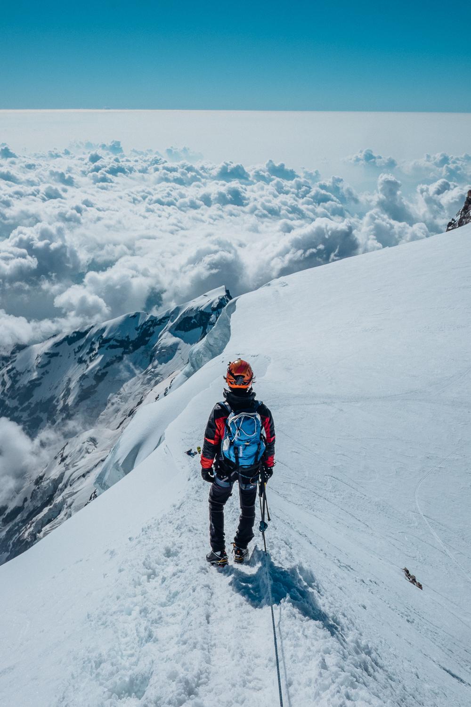 Simone Enei - Mountaineering 7