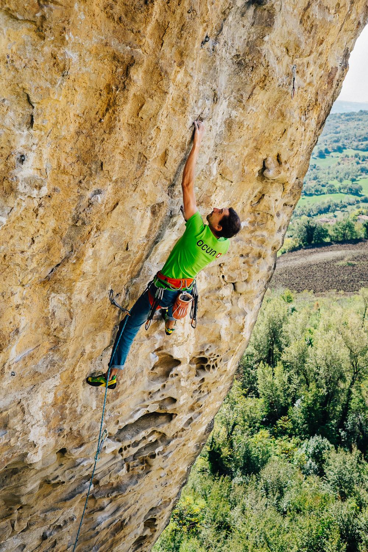 Simone Enei - Climbing 5
