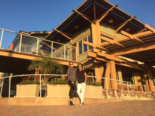 Tisha and I loved everything about this hotel!
