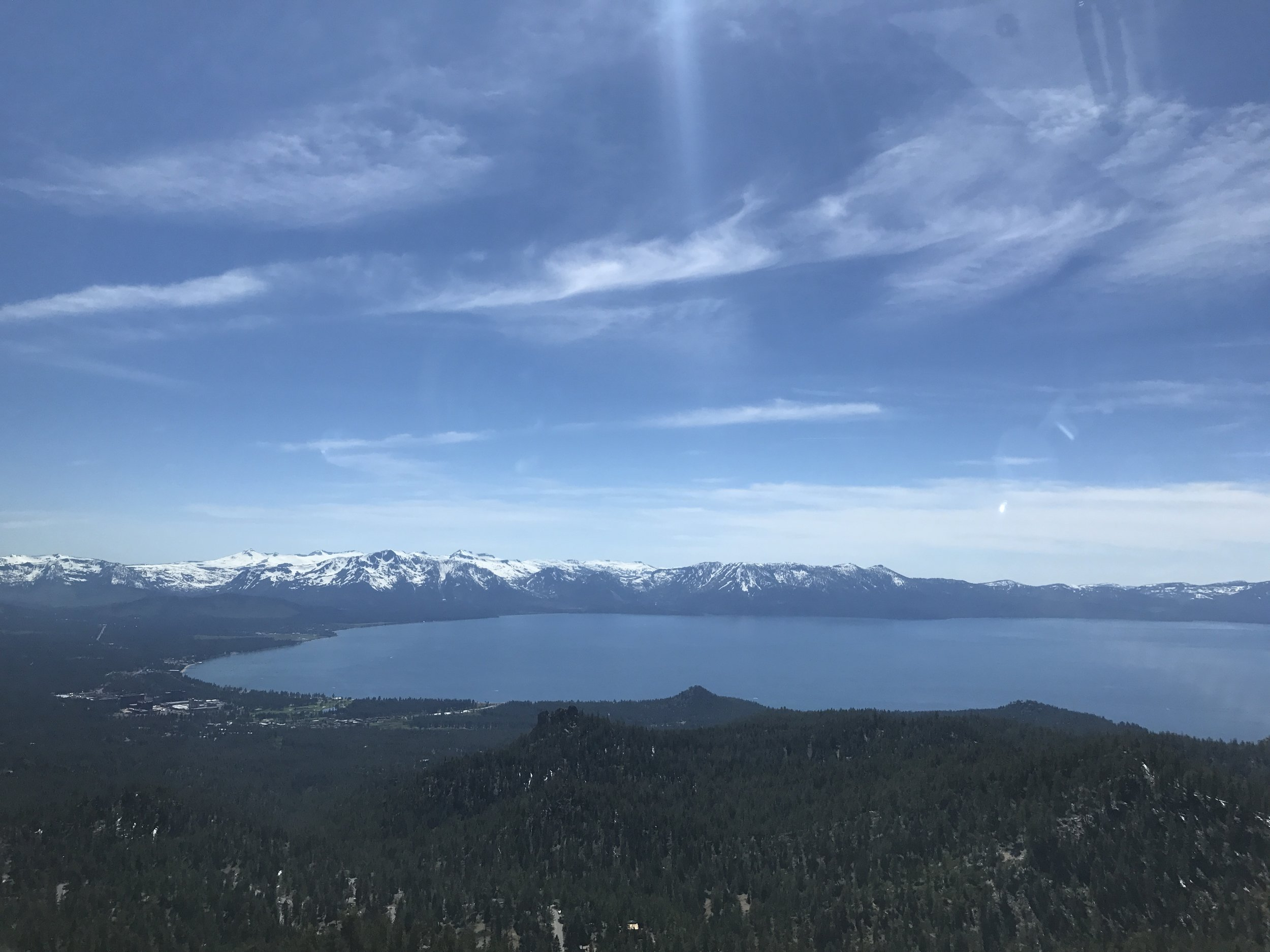 South Lake Tahoe. Is this Heaven on Earth or what?!
