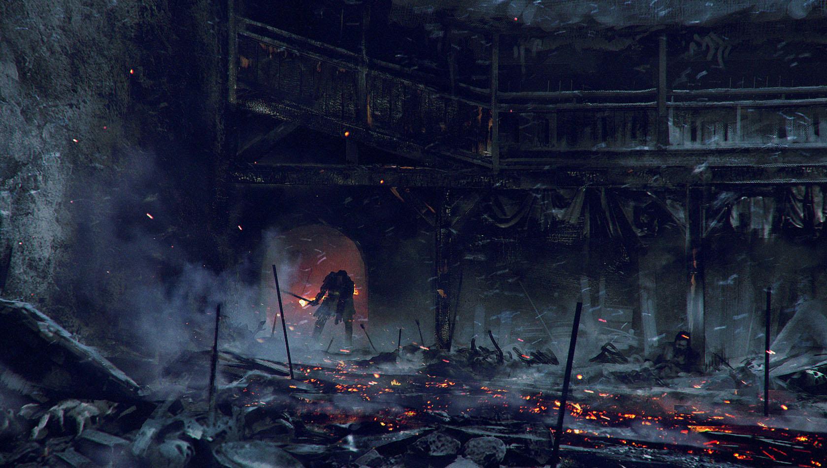 GOT8_Winterfell_burnt_Archway_skt_004b_ps copy.jpg