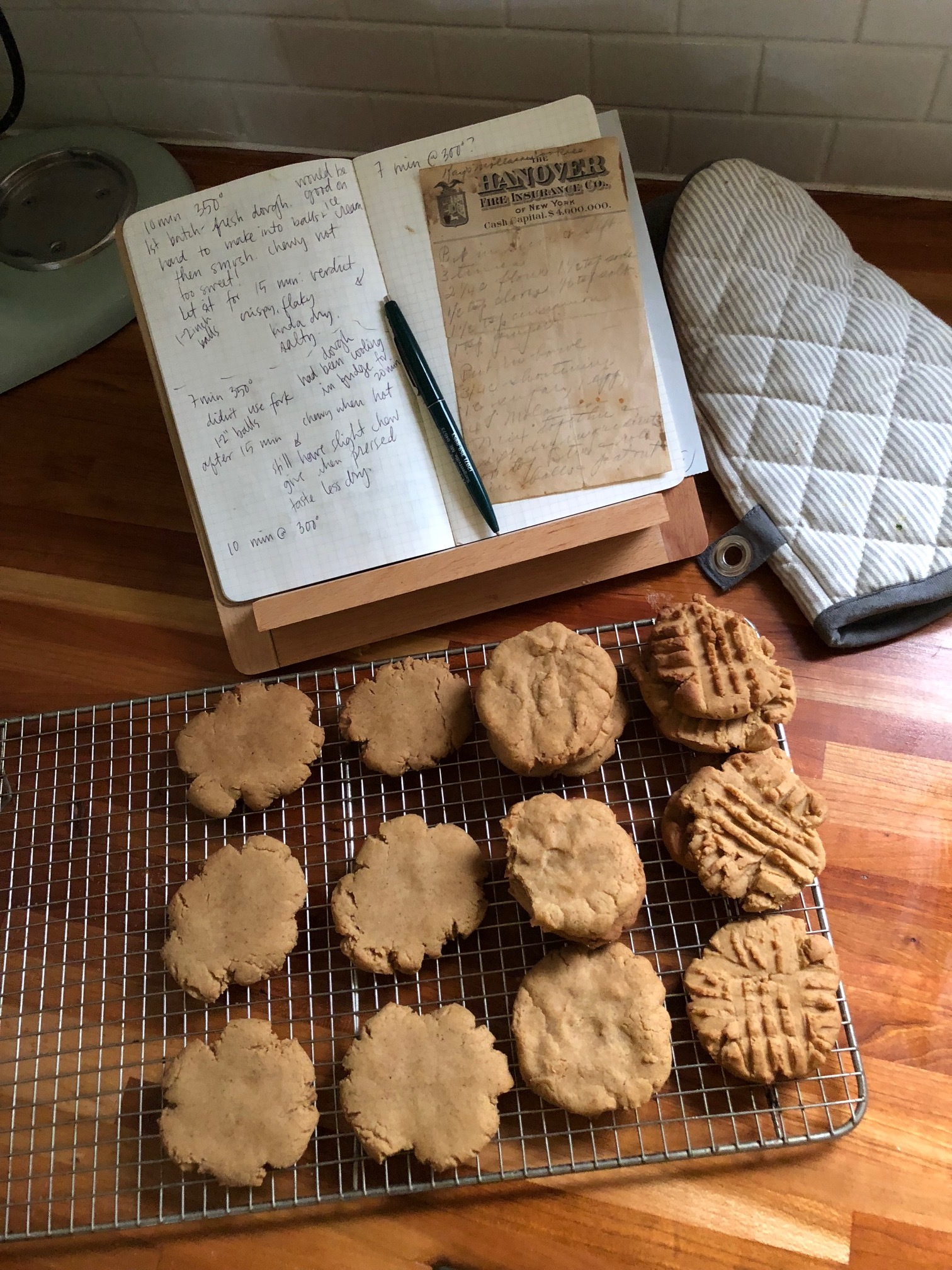 Cookie testing