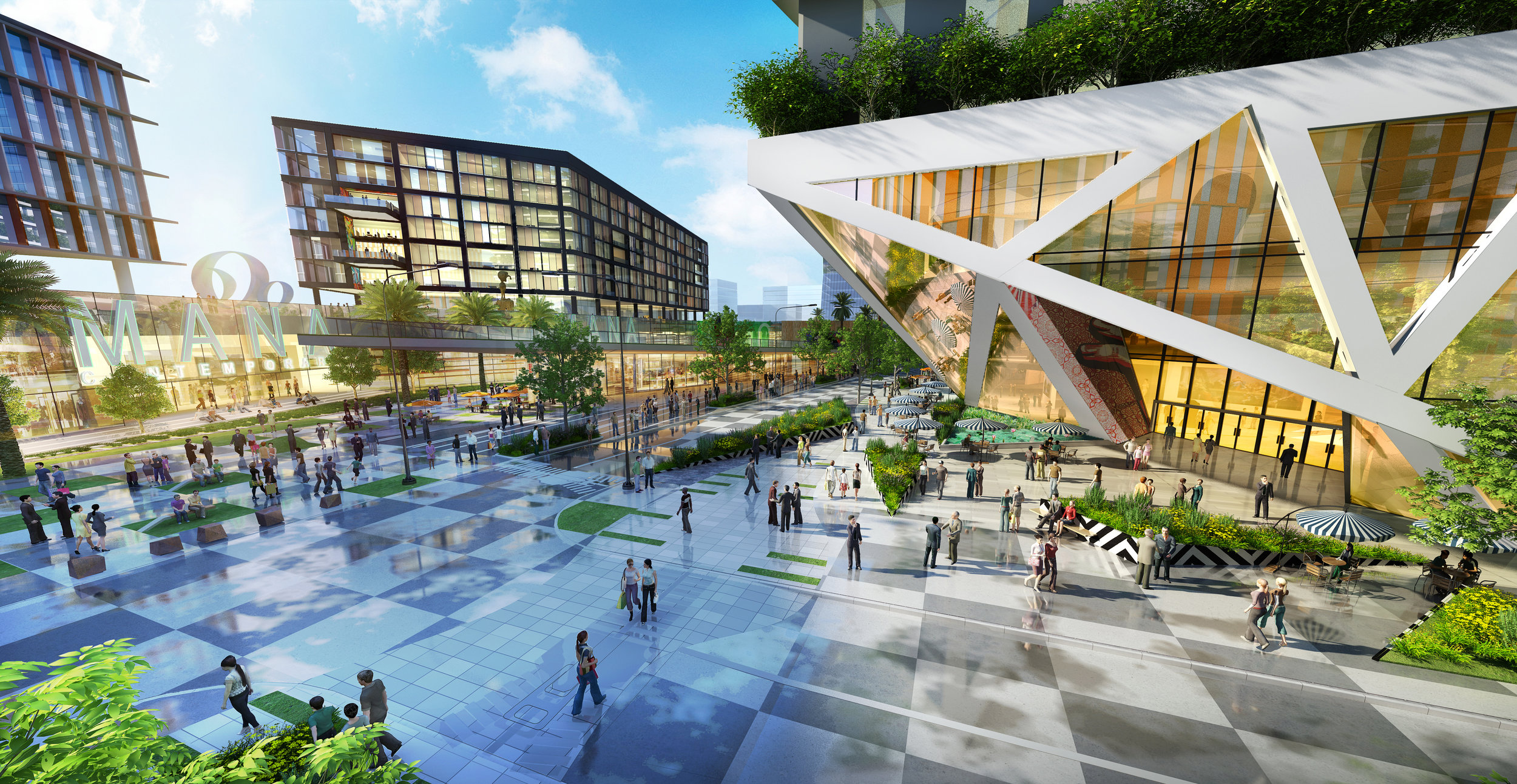 The New Heart of Miami    Learn More