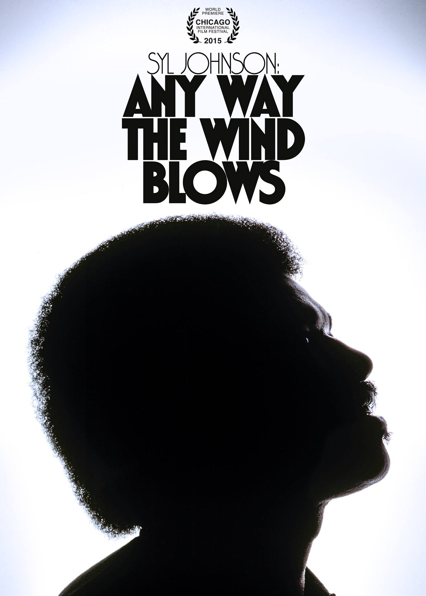 Syl Johnson: Any Way the Wind Blows - 2015, USA, 84 min, in EnglishSyl Johnson: Any Way The Wind Blows is a portrait of an overlooked yet hugely influential African-American musician whose 60 year career spanned every genre of Black music from the Blues, to Soul, to Funk, to Hip Hop.