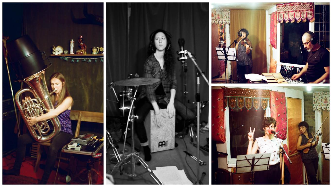 ShrunkenHeads Studios Recording