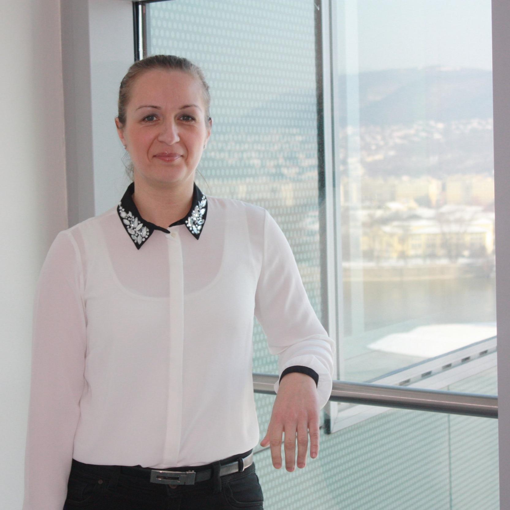 Szalay Orsolya  Erste Social Banking vezető / Head of Erste Social Banking  Erste Bank